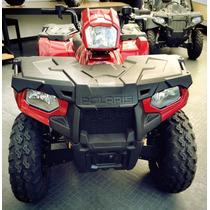 Polaris Sportsman 570 Efi 4x4 Rojo 0km Entrega Inmediata