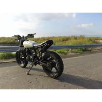 Yamaha Fz16 Tracker, Cafe Racer