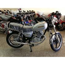 Suzuki Gn125 H Custom Rolling Motors 0km