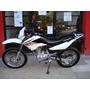Honda Xr 125 L 2014 6000km Motor Cadenero Blanca Unico Dueño