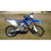 Yamaha Yz 450 Wr