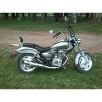 Moto Chopera Custom Appia Hardwind 200
