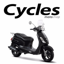 Sym Fiddle Ii 150s 0km Cuotas Sin Interes No Kymco