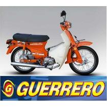 Guerrero Econo G 90 - 0 Km Consultanos 12 Cuotas Con Tarjeta