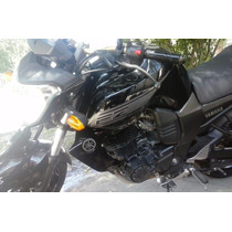 Yamaha Fz 160 Naked Negra Exelente Estado.negociable