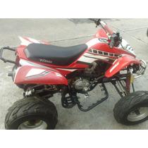Cuatriciclo Tibo 250cc Usado Aguatero Impecable
