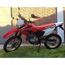 Honda Tornado Xr250 Roja/blanca - Oct. 2014 - Inmaculada