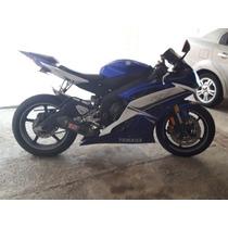 Yamaha R6r Azul