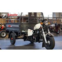 Zanella Utilitarios Z-max Z2 200 0km- Anticipo Y Cuotas