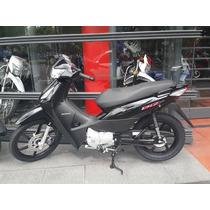 Honda Biz 125 Okm 2016 Nuevo Modelo Reggio Motos