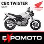 Expo Moto Honda Twister 0km - Cuotas Ahora 12 - Financiación