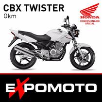 Moto Honda Twister 0km - 30 Cuotas O Ahora 12