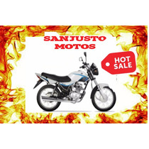 Moto Motomel Cg 150 S2 Base 150 0km 2016 Sjmotos