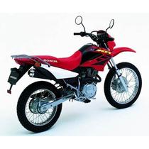 Jm-motors Honda Xr 125 Okm Ultima Unidad 2014 Liquido