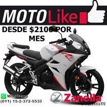 Zanella Rx 200 R 0km 2015 Rouser Sr Chrono Contado Naked G1