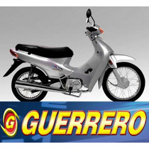 Guerrero Trip 110 Econo - 0km - Villa Urquiza - Vte Lopez