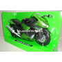 Kawasaki Zx-14 2011 - Color Verde - Moto New Ray 1/12