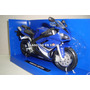 Yamaha Yzf-r1 - Color Azul - Moto New Ray 1/12