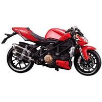 Moto Ducati Streetfighter Escala 1:18 Maisto