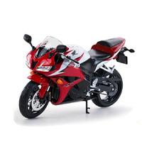 Motocicleta A Escala Honda Cbr 600rr Licencia Oficial