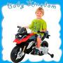 Nueva Moto Eléctrica Infantil Para Niños A Bateria Bmw 1200