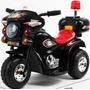 Moto Trimoto A Bateria 6v Para Niños Con Luz Sonido Oferta !