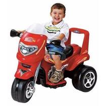 Moto A Bateria Triciclo 6 V Sonidos Luces Baby Shopping