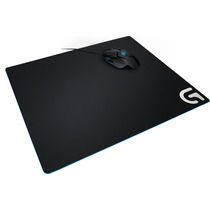 Mouse Pad Gamer Logitech G640 Control Speed Gaming Gtia