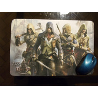 Mouse Pad Gamer Assassin