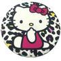 Mouse Pad 20x20 Neoprene Diseño Hello Kitty Envio Gratis Cap