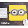 Mouse Pads Personalizados Minions
