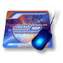Mouse Pad Personalizados 21x18 Publicitario X10 Ituzaingo