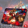 Mousepad League Of Legends Personalizados- Elegí El Tuyo!