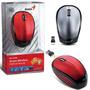 Mouse Optico Inalambrico Genius Nx-6500 1200dpi