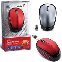 Mouse Optico Inalambrico Genius Nx-6500 1200dpi