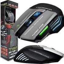 Mouse Gamer Thor G9 Elephant 7 Macros 3200 Dpi C/mouse Pad