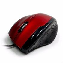 Mouse Óptico Ergonómico Usb Global Scroll
