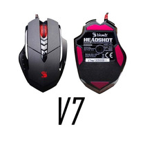 Mouse Bloody V7 Headshot Ultra Core 3 Activado +fps Belgrano