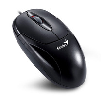 Mouse Genius Ns 120 Netscrool 120 Optico En Stock Usb O Ps2