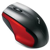Mouse Genius Inalambrico Ns 6015 1000dpi Ergo - La Plata!!!
