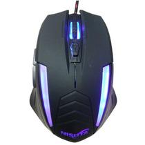 Mouse Gamer Para Juegos Usb Gaming Botones Luz Nuevos Caja