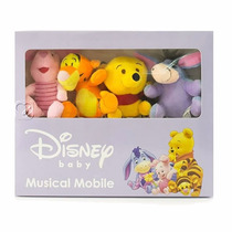 Movil Cunero Bebe Cuna Musical Juguete Baby Shopping