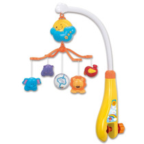 Cunero Musical Movil Para Bebes Win Fun Con Luz