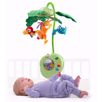 Cunero Fisher-price Rainforest Peek-a-boo Leaves
