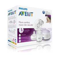 Sacaleche Philips Avent Extractor Electrico Linea Natural