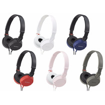 Auricular Sony Mdr-zx100-rosa-microcentro