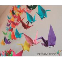 Souvenirs 3 Grullas Con Cajita Origami! Cumpleaños 15, Bodas