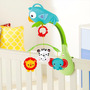 Movil Fisher Price Rainforest Friends 3 En 1 P/ Coche Y Cuna
