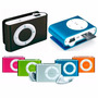 Reproductor Mp3 Shuffle Chip Samsung Hasta 32gb+ Auris+ Usb!