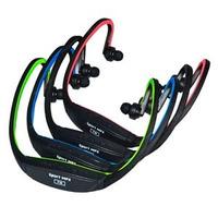 Mp3 Vincha Sport Micro Sd Expandible 8gb Radio Fm Inear Usb